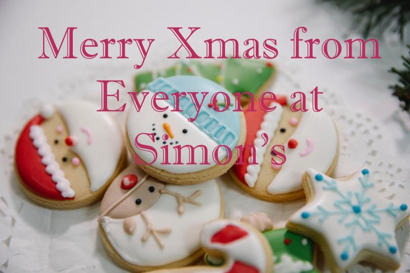 merry xmas from Simons Kitchens Colchester